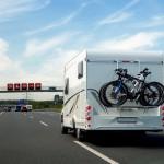 Richtige Ladungssicherung für einen Fahrradträger