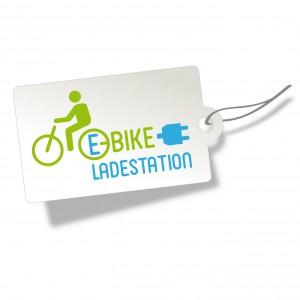 E-Bike Ladepunkt